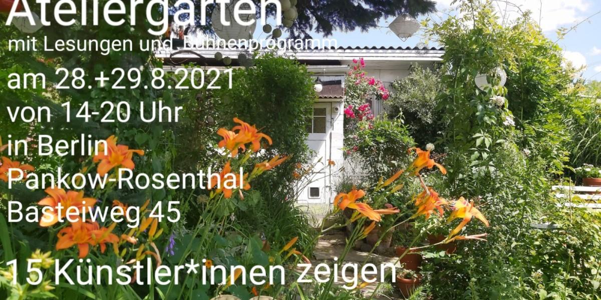 offener Ateliergarten
